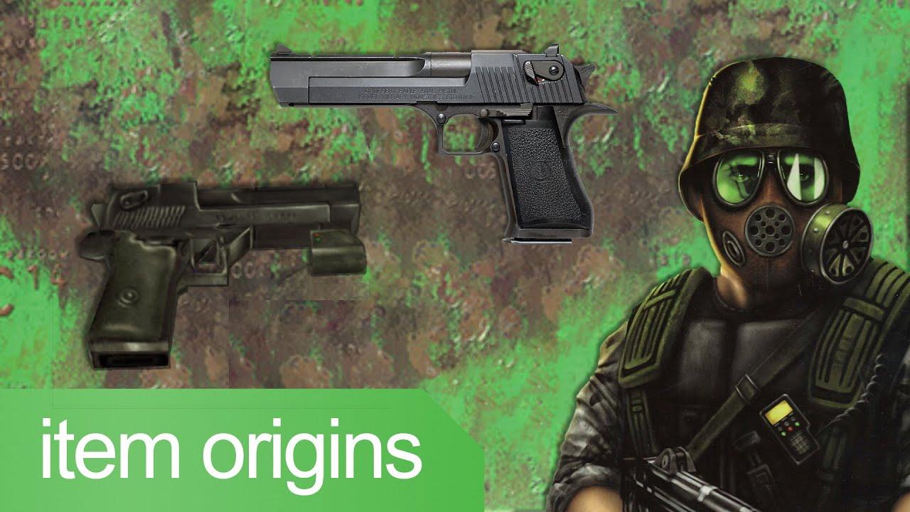 Download Opposing Force Item Origins