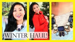 Lulu*s Winter Fashion Haul & Try On!
