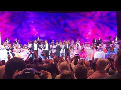 André Rieu & Orchestra Tour 2017 Krakow 25.05.2017