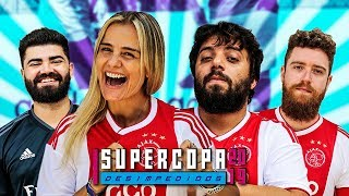 O PIOR jogo da SuperCopa Desimpedidos? - Real Madrid x Ajax
