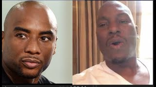 Tyrese Responds To Charlamagne Giving Him Donkey Of The Day,
