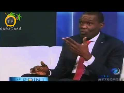 Prezidan Sena Joseph Lambert Pale Ak Prezidan Danilo Sou Pri Viza Dominiken An/Lòt Dosye Ayiti