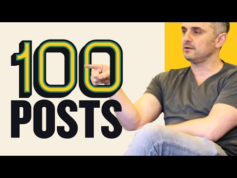 How to Make 100 Pieces of Content in a Day