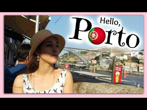 Our Trip to Porto, Portugal - Summer vacation by ShandaaPandaa