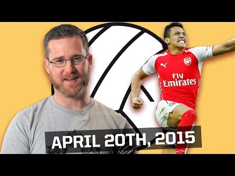Arsenal Through To FA Cup Final & Gareth Bale Sidelined For Three Weeks (Soccer Morning)