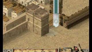 Stronghold Crusader castle building basic