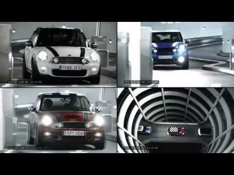 Mini Cooper test drive | Mini Cooper review | Mini cooper commercial