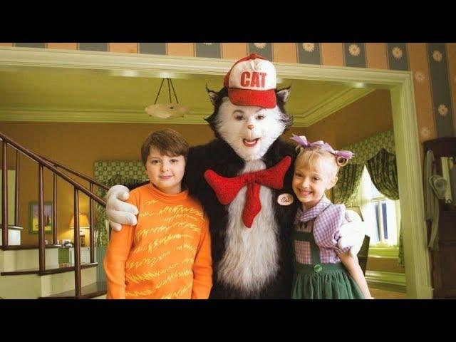 A macska – Le a kalappal (The Cat in the Hat), amerikai családi kalandfilm, 78 perc Teljes film magyarul