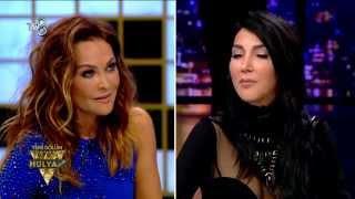 Hülya Avşar - Hande Yener Sektördeki Yükselişini Anlattı (1.Sezon 4.Bölüm)