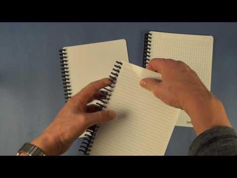 Блоки дополнительных листов для многоразовых тетрадей Добробук А5 (клетка, линейка, чистые)