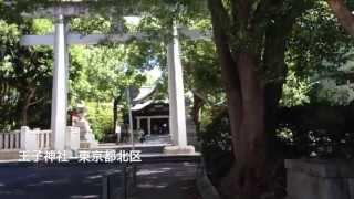 王子神社---東京都北区