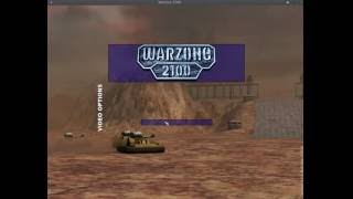 Linux RTS Game Warzone 2100 - Old School Fun