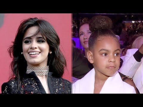 Camila Cabello Says Blue Ivy Made Her Feel Insecure At The Grammys