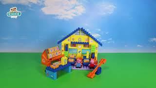 Stavebnice Peppa Pig ve škole s násobilkou PlayBIG
