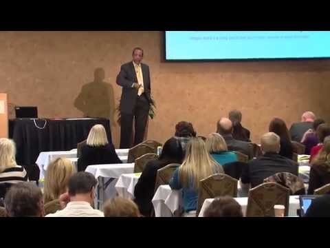 CTEWorks! Conference 2013 | Ron Ferguson on the Achievement and Skills Gap