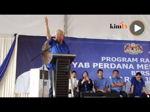 Dr M 'pelakon terbaik' - Najib