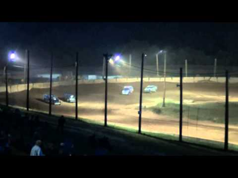 250 Speedway Modified Heat #1 8-14-2015