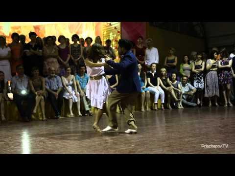 Rodrigo Fonti & Yamila Ivonne, 4-4, Prischepov TV - Tango Channel