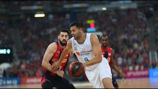 ACB Playoffs Final Baskonia - Real Madrid Game 3