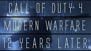 call of Duty 4: Modern Warfare: 12 Years Later - Forge Labs