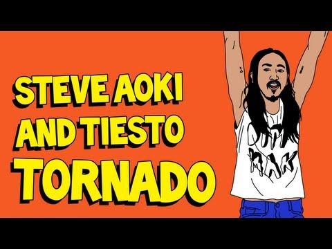 Tornado - Steve Aoki & Tiësto AUDIO