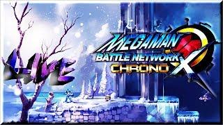 Megaman! Battle NETWORK! I'm in love... (Megaman Battle Network Chrono X)