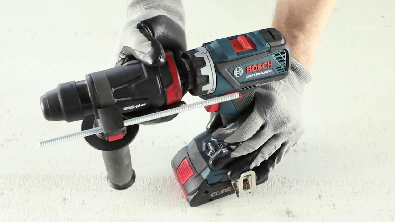 [NEW] Bosch 18V EC Brushless Connect-Ready Flexiclick 5-in-1 Drill Driver System