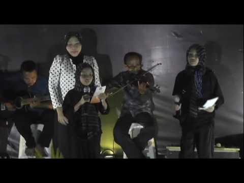 SastraPlataran #2  - ZAHRA feat NIA -  Cak Nun - SEMAU-MAUMU