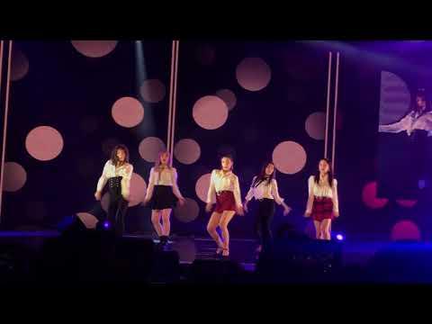 171124 [fancam 직캠] 레드벨벳 피카부 Peak a boo - Red Velvet @shilla beauty concert in Singapore