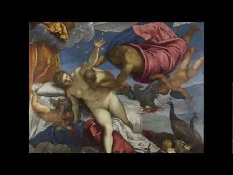 Tintoretto, the Origin of the Milky Way