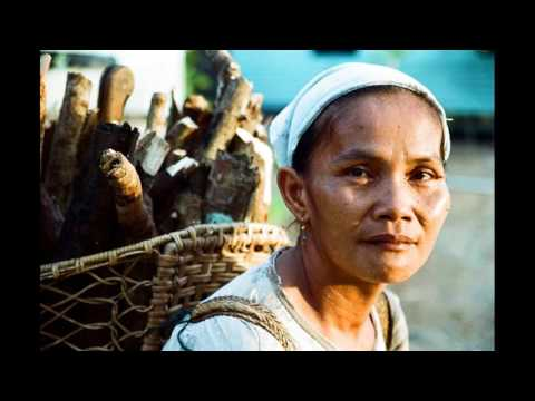 Kalimantan Utara Malinau Kota  Suku Dayak