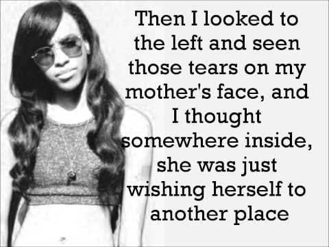 Look What You've Done - Angel Haze (Lyrics)