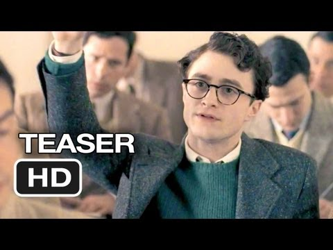 Kill Your Darlings Official Teaser #1 (2013)