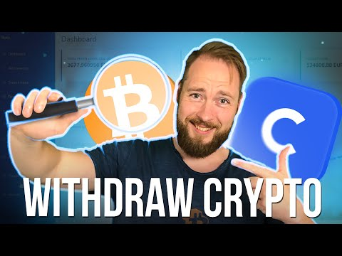Coinbase Pro Tutorial: How To Withdraw Crypto From Coinbase Pro And Transfer To Wallet