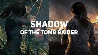 Shadow of the Tomb Raider. Первый взгляд