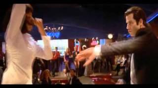 Pulp Fiction - Funny Dubstep Dance