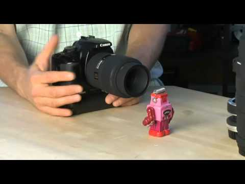 How to take close-up shots with your digital SLR