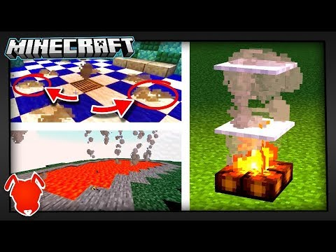 So... How Useful are Minecraft Campfires?! VERY! 👍