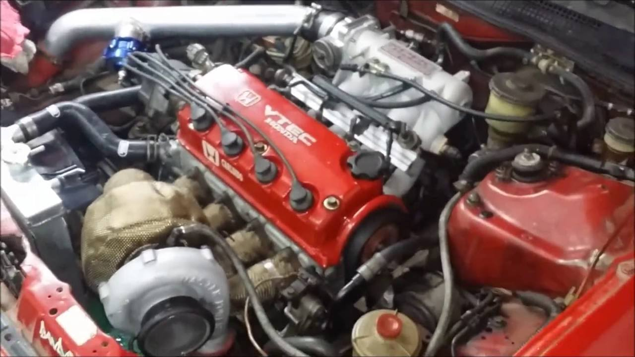 small resolution of d16z6 turbo by carlindo conception youtube godspeed turbo d16z6 turbo by carlindo conception