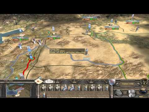 Medieval II : Total War - Crusades Campaign - Principality of Antioch: Part 1