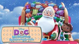 X-Mas Song von Doc McStuffins - Frohe Weihnachten mit DISNEY JUNIOR
