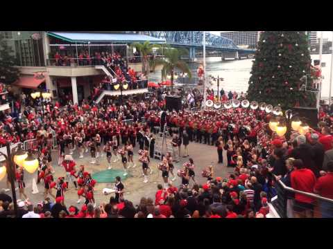Georgia Redcoat Marching Band