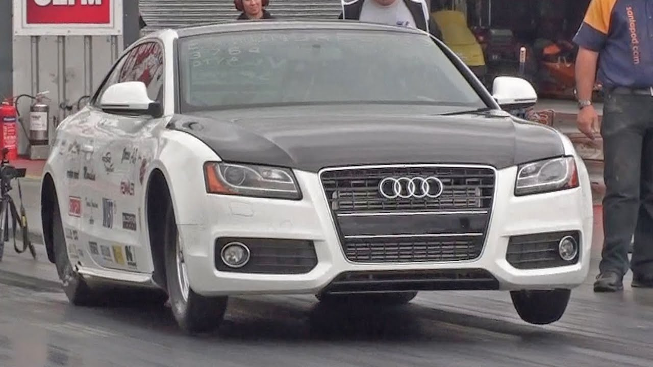 The World's Fastest Audi A5 - 1200 HP! - YouTube
