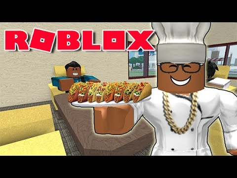 OWNING MY OWN ROBLOX RESTAURANT