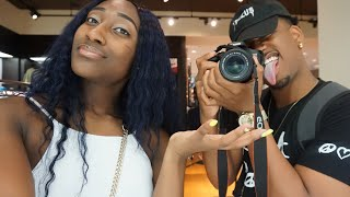A DAY IN THE LIFE OF CHY!!! (W/ JONTAVIAN)