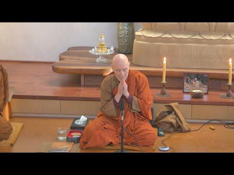 What Makes a Life Truly Worthwhile?     Bhikkhu Bodhi