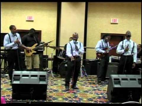 Gospel Quartet Meet And Greet Showcase - Men Of Vision2, Memphis, TN.mp4