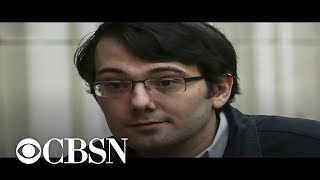 Prison officials investigating Martin Shkreli over contraband cellphone