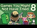 Games You Might Not Have Tried #8 - Find New Games - Extra Credits