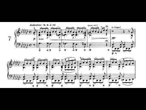 Borodin - Nocturne from Petite Suite - Cyprien Katsaris Piano